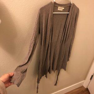 Super Soft Long Sleeve Elegant Cardigan